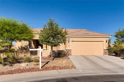North Las Vegas Single Family Home For Sale: 3304 Friarbird Court