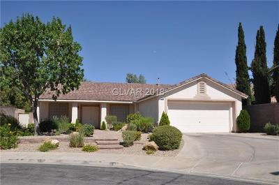 Henderson Single Family Home For Sale: 1046 Beaver Crest Terrace
