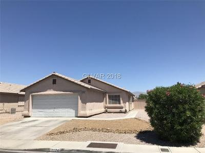 North Las Vegas Single Family Home For Sale: 2024 Prime Advantage Avenue