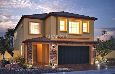 Henderson Single Family Home For Sale: 917 Brayfield Court #Lot 54