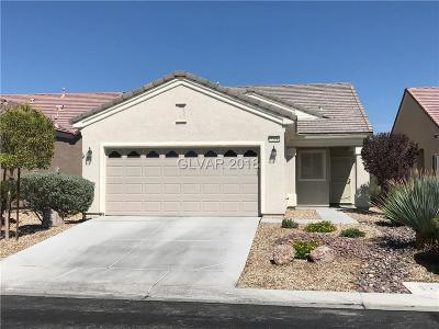 North Las Vegas Single Family Home Under Contract - No Show: 7374 Grassquit Street