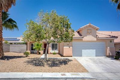 North Las Vegas Single Family Home For Sale: 2708 Windy Hills Avenue