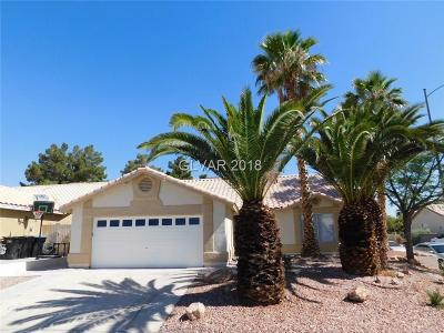 North Las Vegas Single Family Home For Sale: 2106 Quinton Avenue