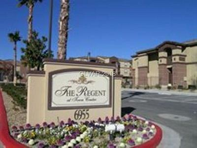 Las Vegas, North Las Vegas Rental Contingent Offer: 6955 Durango Drive #1070