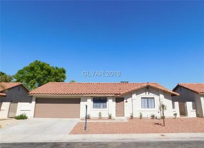 Single Family Home For Sale: 1701 Joshua Tree Court