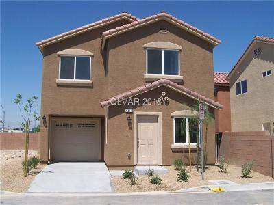 Las Vegas NV Single Family Home Under Contract - No Show: $237,190