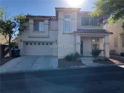 Las Vegas, North Las Vegas Rental For Rent: 2679 Heathrow Street