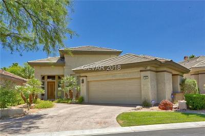Single Family Home For Sale: 508 Summer Mesa Drive
