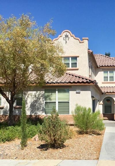 North Las Vegas Single Family Home For Sale: 5733 Clarendon Lane