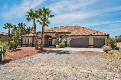 Las Vegas Single Family Home For Sale: 9745 Severence Lane