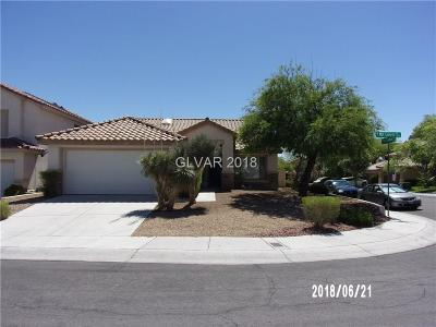Las Vegas, North Las Vegas Rental For Rent: 1720 Mill Canyon Drive