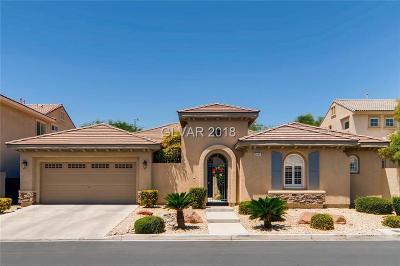 Single Family Home For Sale: 7417 East Royal Crystal Street