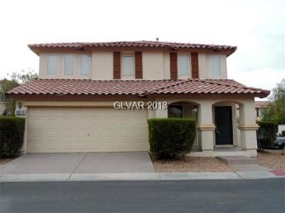 Las Vegas, North Las Vegas Rental For Rent: 10519 Pena Blanca Court