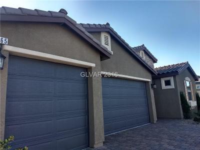 Las Vegas Single Family Home For Sale: 7365 Quaking Aspen Street