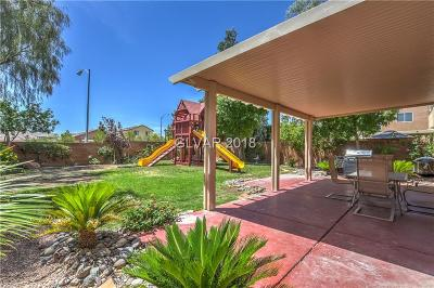 North Las Vegas Single Family Home For Sale: 101 Charm Crest Avenue