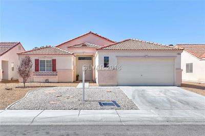 North Las Vegas Single Family Home For Sale: 4103 Cotton Creek Avenue
