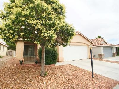 Las Vegas, North Las Vegas Rental For Rent: 5520 Oakwood Ridge Street