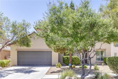 North Las Vegas NV Single Family Home Under Contract - No Show: $314,000