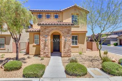 Las Vegas NV Single Family Home Under Contract - No Show: $305,000