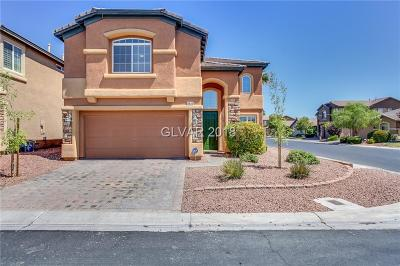 Las Vegas NV Single Family Home For Sale: $439,500
