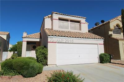 Las Vegas NV Single Family Home For Sale: $289,900