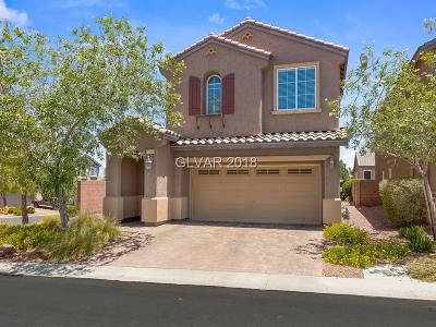 Las Vegas Single Family Home For Sale: 7346 Tanglewood Park Street