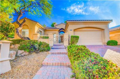 Henderson NV Single Family Home Under Contract - Show: $499,000