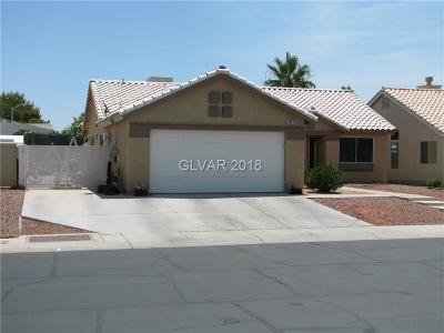 Single Family Home For Sale: 4622 Califa Drive