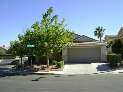 Rental For Rent: 1536 Iron Springs Drive
