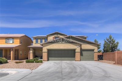 North Las Vegas Single Family Home For Sale: 6741 Chambers Lake Court