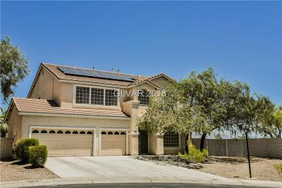 Las Vegas NV Single Family Home Under Contract - Show: $459,900
