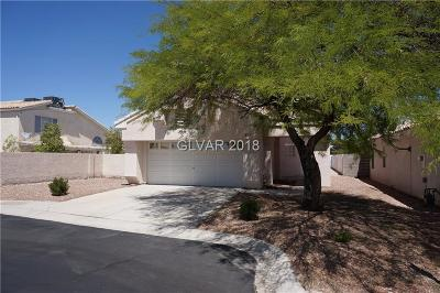 Henderson Single Family Home For Sale: 8756 Redtail Court
