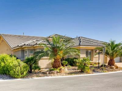 Las Vegas NV Single Family Home For Sale: $749,900