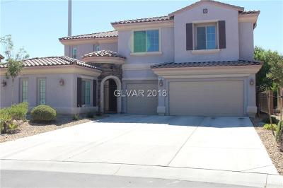 Las Vegas Single Family Home For Sale: 7901 Farralon Ridge Court
