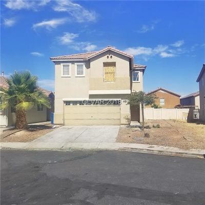 Las Vegas NV Single Family Home For Sale: $177,100