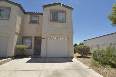 Las Vegas NV Condo/Townhouse For Sale: $169,990
