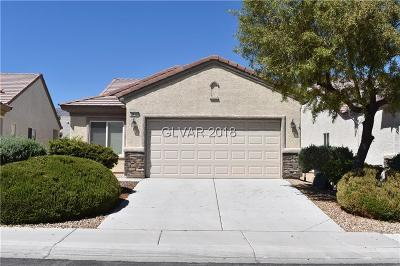 North Las Vegas Single Family Home For Sale: 2712 Cheer Pheasant Avenue