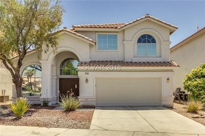 Las Vegas NV Single Family Home Under Contract - No Show: $371,000