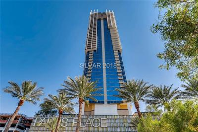 Palms Place A Resort Condo & S High Rise For Sale: 4381 Flamingo Road #1607