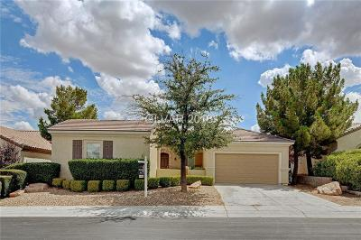 Henderson Single Family Home For Sale: 1820 Hovenweep Street