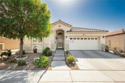 North Las Vegas Single Family Home For Sale: 5804 Hannah Brook Street