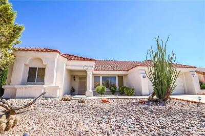Sun City Summerlin Single Family Home Under Contract - Show: 8501 Linderwood Drive