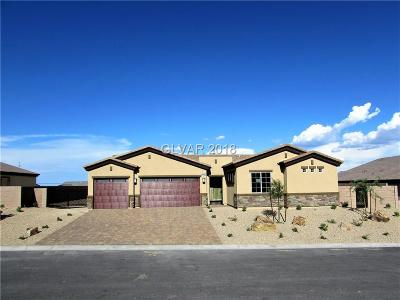 Las Vegas Single Family Home For Sale: 9422 Rose Willow Court #LOT 17