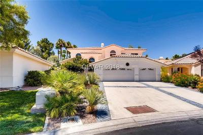 Single Family Home For Sale: 7896 Aspect Way