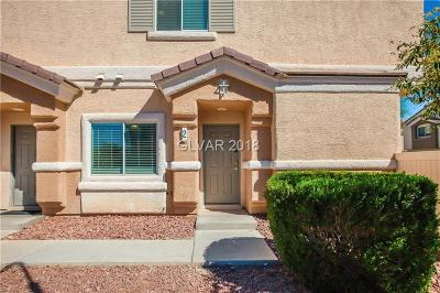 North Las Vegas NV Condo/Townhouse Under Contract - No Show: $192,000