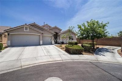 North Las Vegas Single Family Home Under Contract - Show: 5804 Pirate Ship Drive