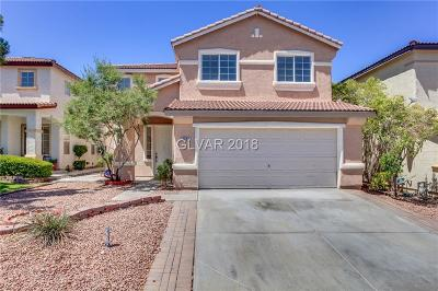 Las Vegas NV Single Family Home For Sale: $362,000