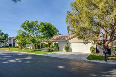 Las Vegas Single Family Home For Sale: 8928 Echo Ridge Drive