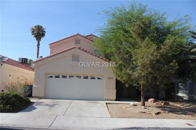 Las Vegas Rental For Rent: 6612 Old Oxford Avenue