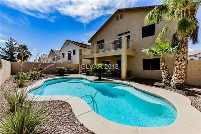 Single Family Home Under Contract - No Show: 8520 Twinkling Topaz Avenue